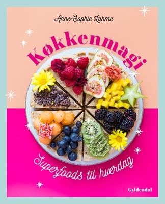 Køkkenmagi Anne-Sophie Lahme 9788702259728