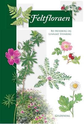 Feltfloraen Lennart Stenberg, Bo Mossberg 9788702098273