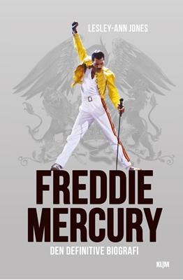 Freddie Mercury Lesley-Ann Jones 9788771293173