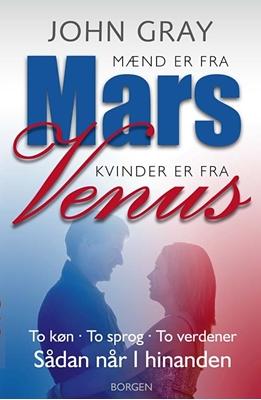 Mænd er fra Mars, kvinder er fra Venus John Gray 9788741866185