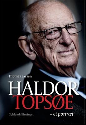 Haldor Topsøe Thomas Larsen 9788702143003