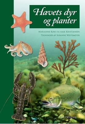 Havets dyr og planter Aase Kristiansen, Marianne Køie 9788702165227