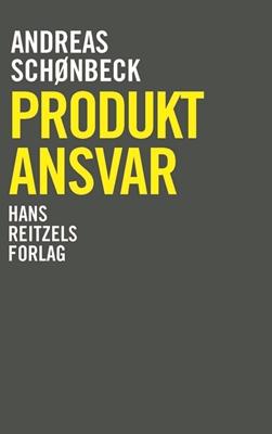 Produktansvar Andreas Schønbeck 9788741262932