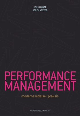 Performance Management Jens Linder, Søren Voxted 9788741259949