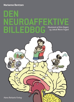 Den neuroaffektive billedbog Marianne Bentzen 9788741257242