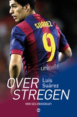 Over stregen PB Luis Suarez 9788771299977