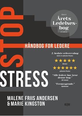 Stop stress Marie Kingston, Malene Friis Andersen 9788771297683