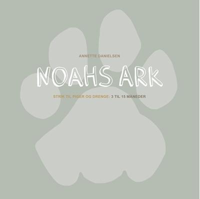 Noahs Ark Annette Danielsen 9788793252370