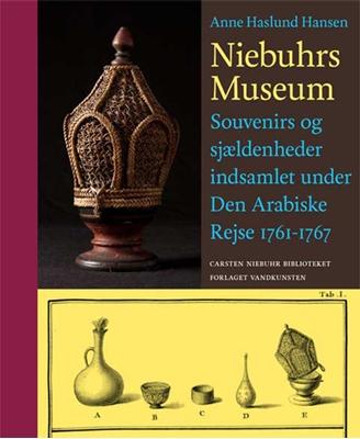 Niebuhrs museum Anne Haslund Hansen 9788776953201