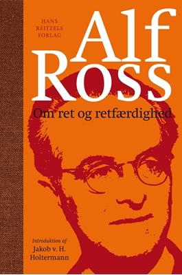 Om ret og retfærdighed Alf Ross 9788741257587