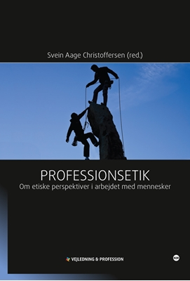Professionsetik Svein Aage Christoffersen (red.) 9788771291377
