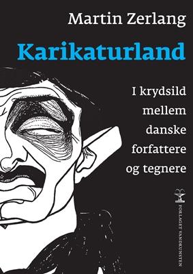 Karikaturland Martin Zerlang 9788776952501