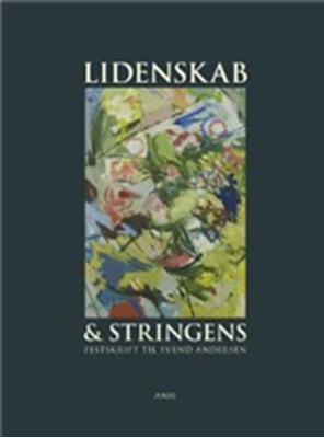 Lidenskab og stringens Kees van Kooten Niekerk m.fl. 9788774574439