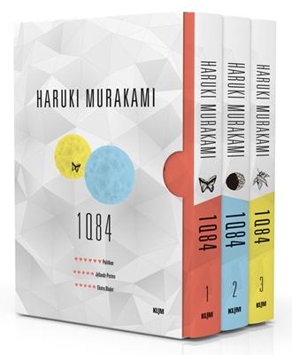 1Q84 Bog 1-3 (PB) Haruki Murakami 9788771294750