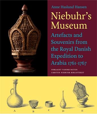 Niebuhr's Museum Anne Haslund Hansen 9788776954406
