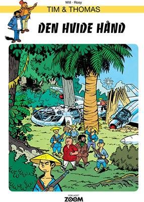 Tim & Thomas: Den Hvide Hånd Will 9788793244566