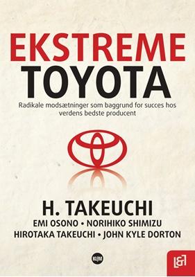 Ekstreme Toyota Emi Osono m.fl. 9788779556935