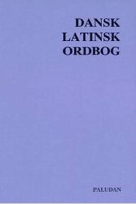 Dansk-latinsk Ordbog L. Ove Kjær 9788772308920