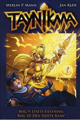 Taynikma (9 & 10) Lysets fæstning og Den sidste kamp Jan Kjær 9788770554114