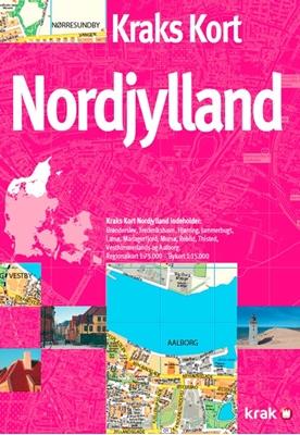 Kraks Kort Nordjylland Af