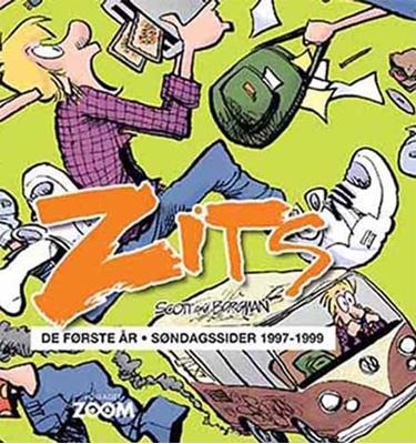 Zits: De første år søndagssider 1997-1999 Borgman, Scott 9788793244801
