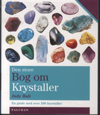 Den Store Bog om Krystaller Hall, Judy 9788772307312
