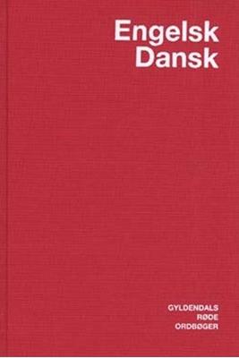 Engelsk-Dansk Ordbog Jens Axelsen 9788702072457