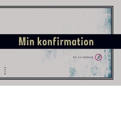 Min konfirmation  9788771151145