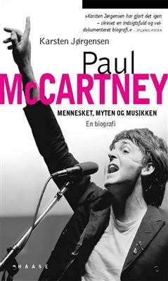 Paul McCartney Karsten Jørgensen 9788755912304
