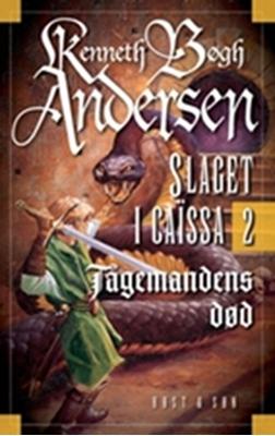 Tågemandens død Kenneth Bøgh Andersen 9788763803694