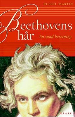 Beethovens hår Martin, Russell 9788755911833