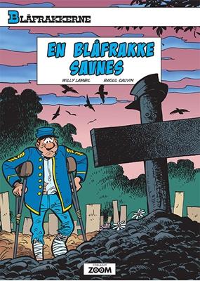 Blåfrakkerne: En blåfrakke savnes Willy Lambil, Raoul Cauvin 9788793244139