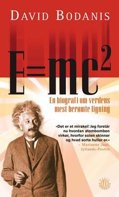 E=mc2 David Bodanis 9788755911932