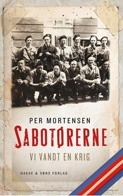 Sabotørerne, pb. Per Mortensen 9788755912830