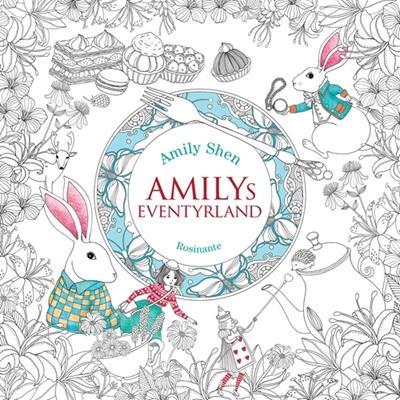 Amilys Eventyrland Amily Shen 9788763845434