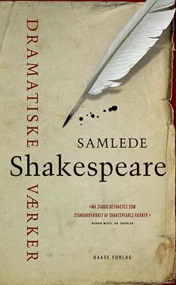 Samlede Shakespeare, pb William Shakespeare 9788755913042