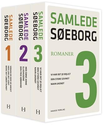 Samlede Søeborg Finn Søeborg 9788755913004
