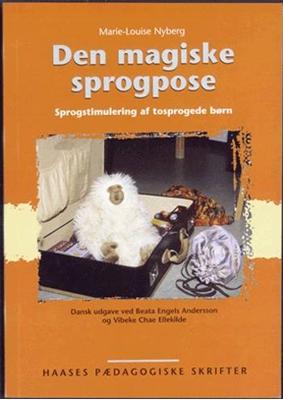 Den magiske sprogpose Marie-Louise Nyberg 9788755910898