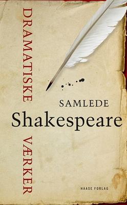Samlede Shakespeare, hb William Shakespeare 9788755913011