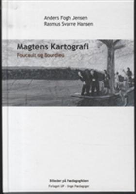 Magtens kartografi Anders Fogh Jensen 9788790220358