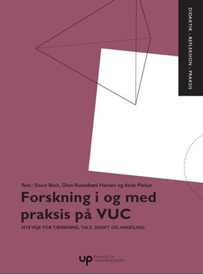 Forskning i og med praksis på VUC  9788792914262