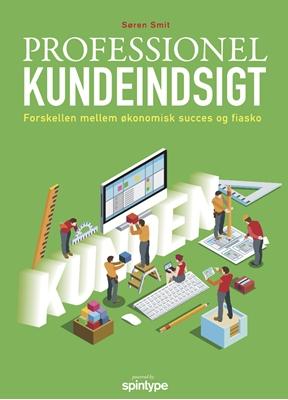 Professionel kundeindsigt Søren Smit 9788771920352