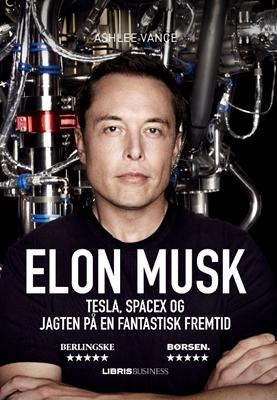 Elon Musk Ashlee Vance 9788778537539