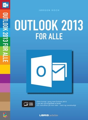 Outlook 2013 for alle Jørgen Koch 9788778532756