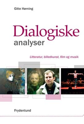 Dialogiske analyser Gitte Hørning 9788771183047