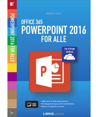 PowerPoint 2016 for alle Jørgen Koch 9788778537645