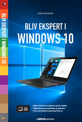 Windows 10 Bliv ekspert Jens Koldbæk 9788778537836