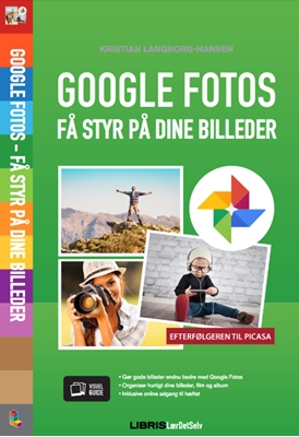 Google Fotos Kristian Langborg-Hansen 9788778537935