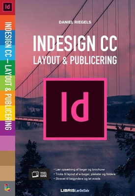 InDesign CC Daniel Riegels 9788778538772
