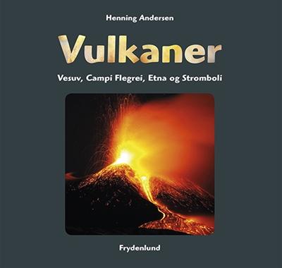 Vulkaner Henning Andersen 9788771183085